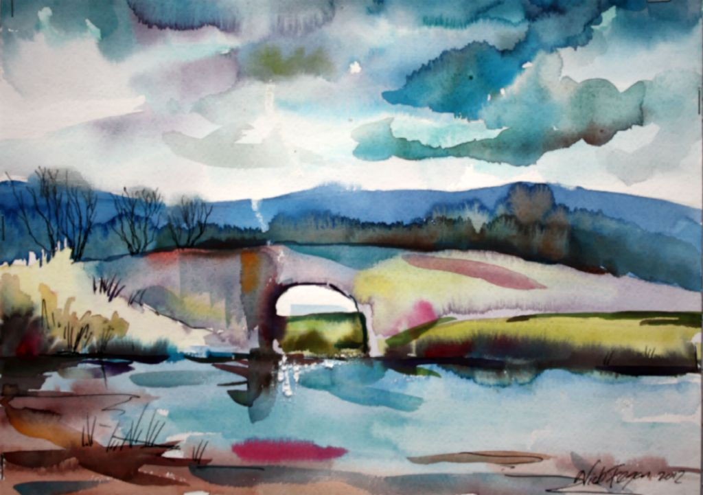 'Broad Lough, Co, Wicklow'