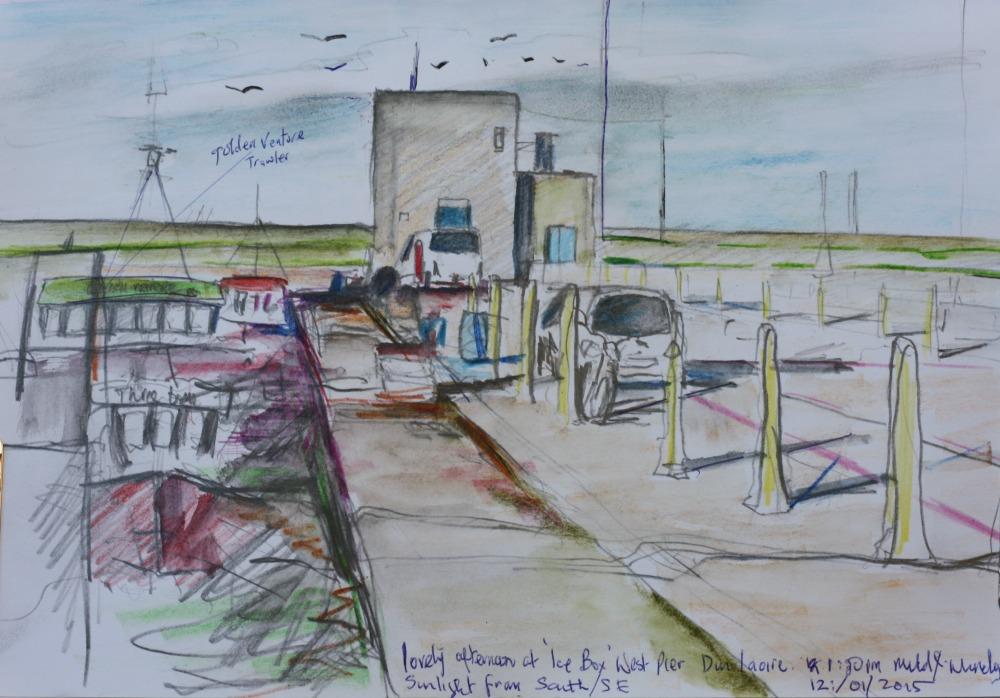 'Coal harbour Dun Laoire'